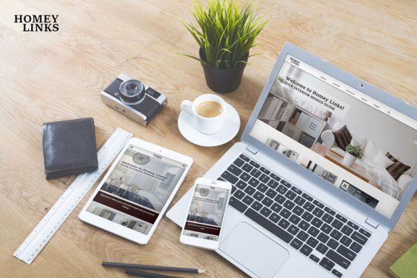 تصميم موقع جاهز للتعامل مع محركات البحث و منافسة فى السوق بالكويت