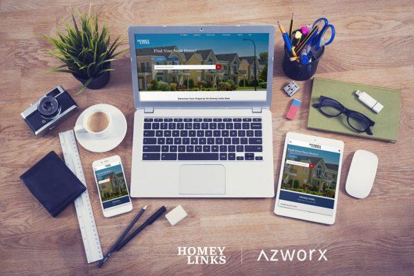 تصميم موقع متجاوب مع كافة الأجهزة