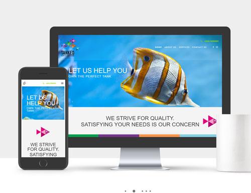 صمم موقع الكترونى لشركتك بالكويت